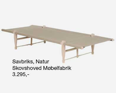 Savbriks fra Skovhoved møbelfabrik er en dansk møbelklassiker designet af Ole Gjerløv-Knudsen i 1962.