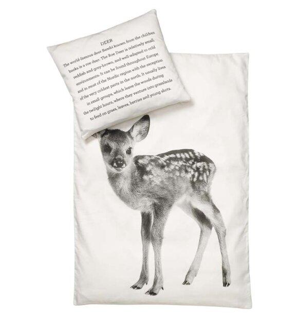 By Nord - Sengesæt baby, Bambi,