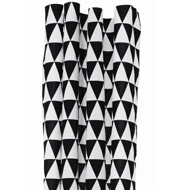 ferm LIVING - Triangle shower curtain