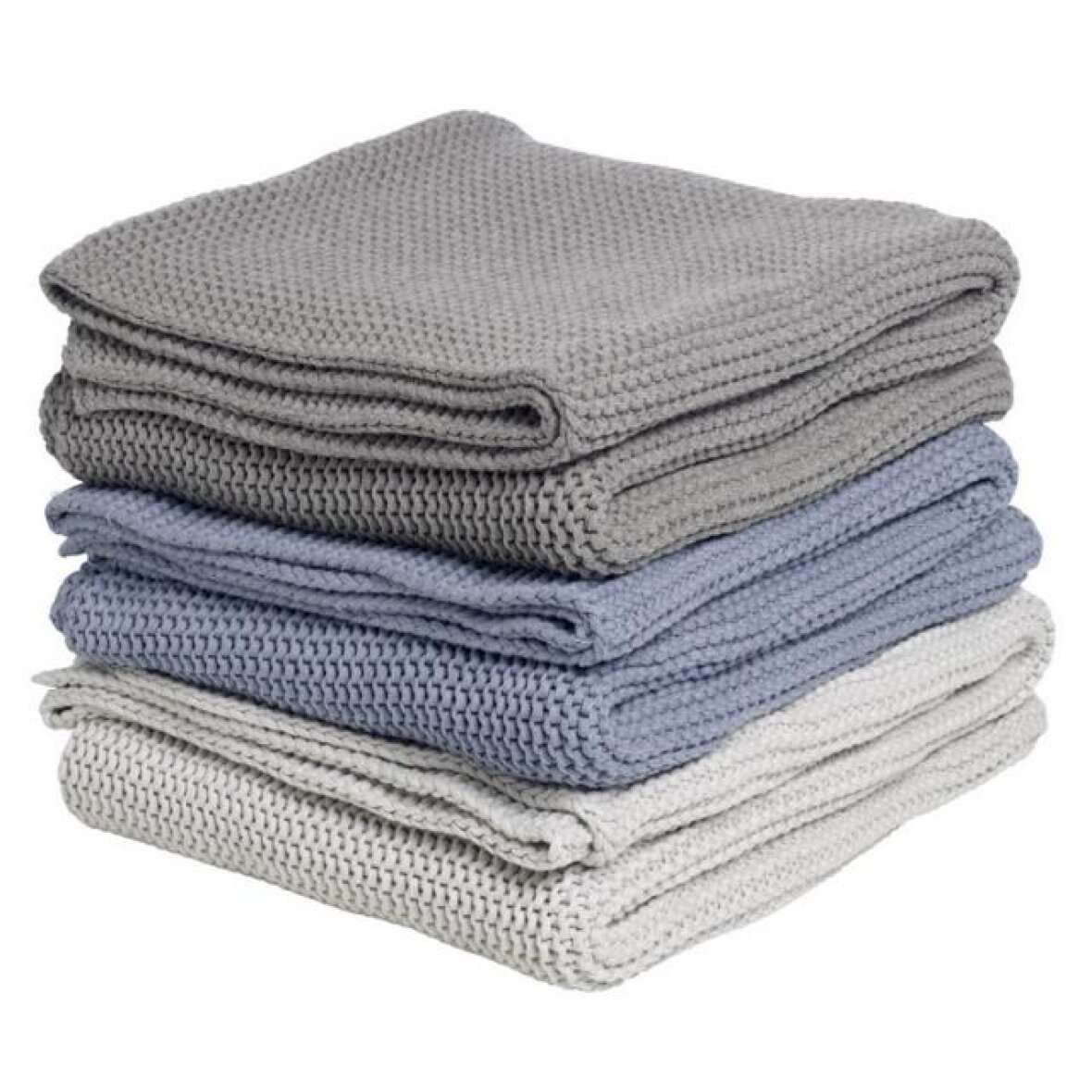 Godt Tykt og tungt chunky tæppe fra By Nord QO62
