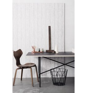 ferm LIVING - Wire basket - L - sort - kun hent-selv
