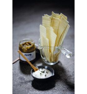 Nicolas Vahé - Crispy Snack, Peberrod