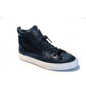 Helene Steensby - Kun str. 38 - Sneaker black leather