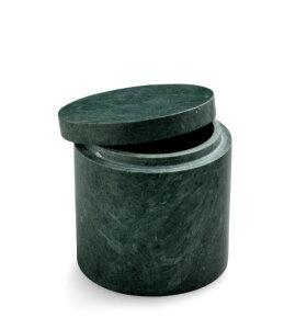 Nordstjerne - Krukke i grøn marmor