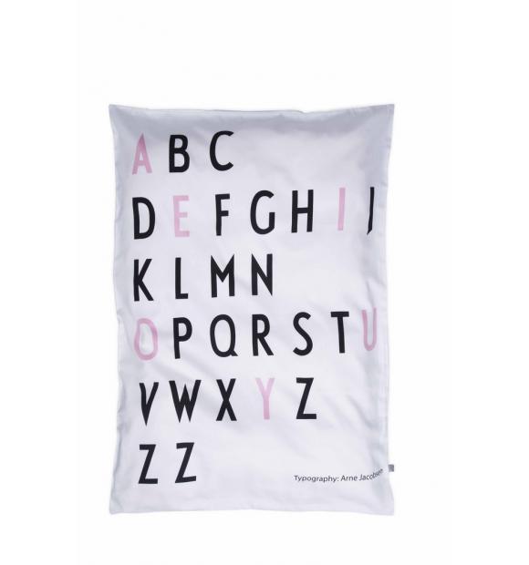 Design Letters - Sengesæt baby, AJ, fl.farver
