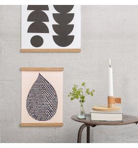 by Wirth - Wall Sticks, eg A3