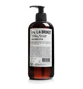 L:A Bruket - Flydende sæbe 450 ml. - Agurk/Mynte - No 074