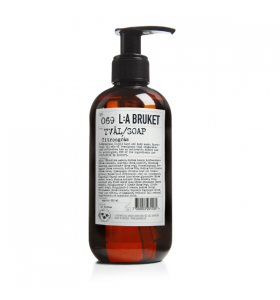 L:A Bruket - Flydende sæbe - 450 ml. Lemongrass - No 069