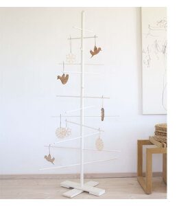 Trine Find - Filigrantræ, hvid 165