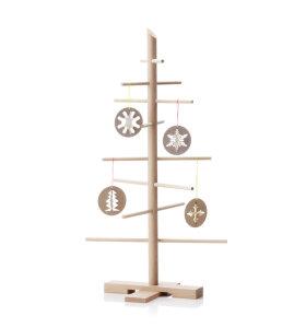 Trine Find - Filigrantræ bordmodel natur