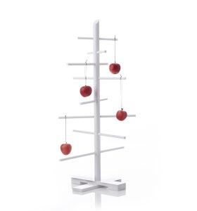 Trine Find - Filigrantræ, bordmodel, hvidt 65