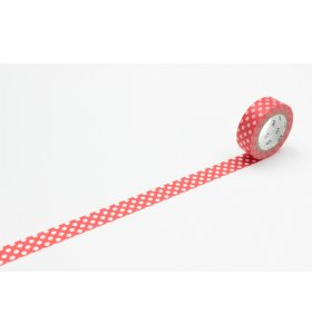 mt - Masking Tape - Dot red base