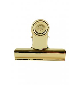 House-Doctor - Clips - Guld 85 mm
