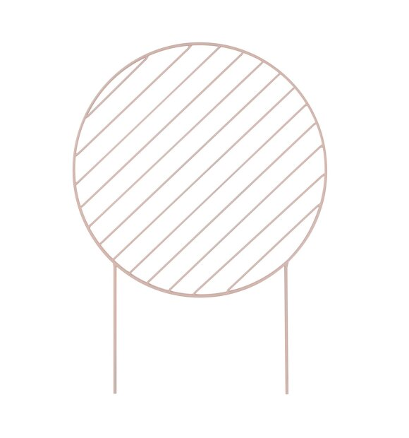 ferm LIVING - Plant Wall - Circle - Rosa