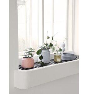 ferm LIVING - Pot - Light Grey - Small