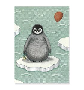 Bob Noon - Pingvin Poster