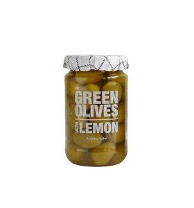 Nicolas Vahé - Grønne Oliven m. Citron