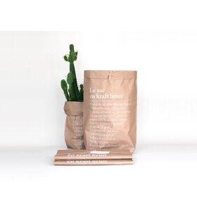 Le Studio Be-Poles - Le Sac en Papier - Brun papirpose