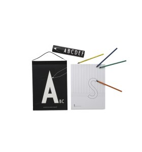 Design Letters - AJ Paint Book