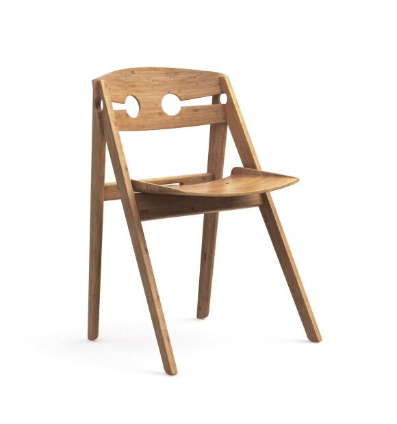 We Do Wood - Dining Chair No 1