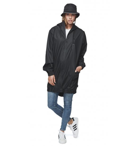 Rains - Parka Coat - Sort