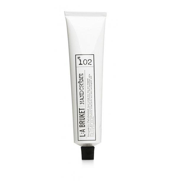 L:A Bruket - Håndcreme 70 ml. - Bergamot og patchouliolie