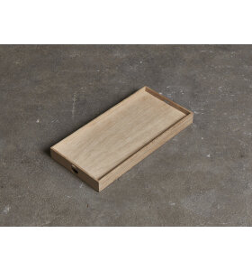 The Oak Men - Flip-tray small eg/oliven