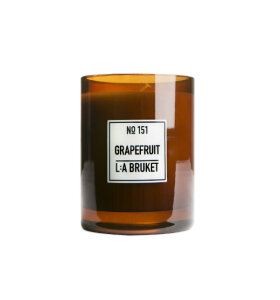 L:A Bruket - Scented Candle, no 151 Grapefruit