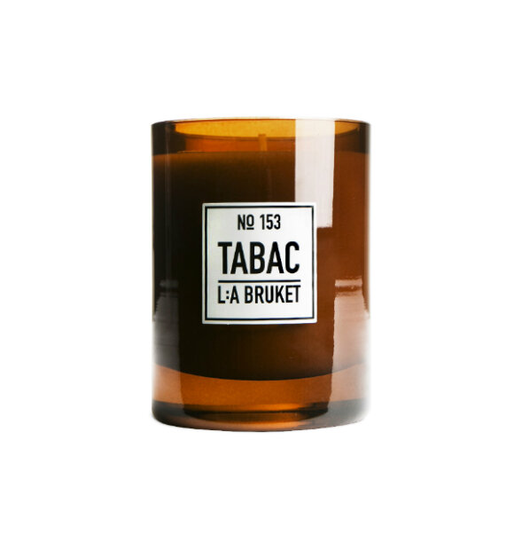 L:A Bruket - Scented Candle, Tabac