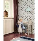 ferm LIVING Kids - Tapet, Rabbit, offwhite