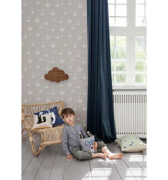 ferm LIVING Kids - Tapet, Landscape, grå