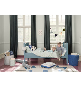 ferm LIVING Kids - Sengesæt junior, Mint Dot