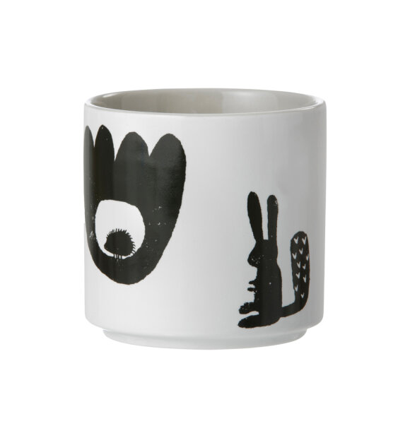 ferm LIVING Kids - Landscape Cup, Grey