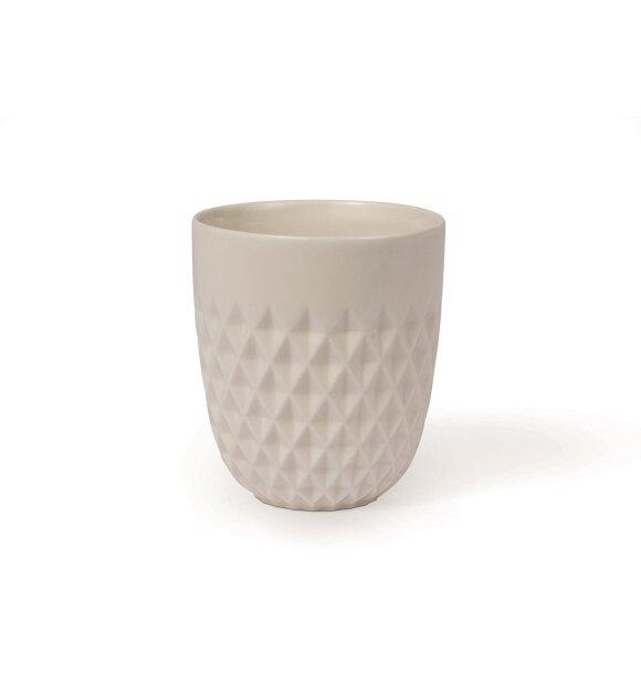 dottir NORDIC DESIGN - Alba Cup Two, white