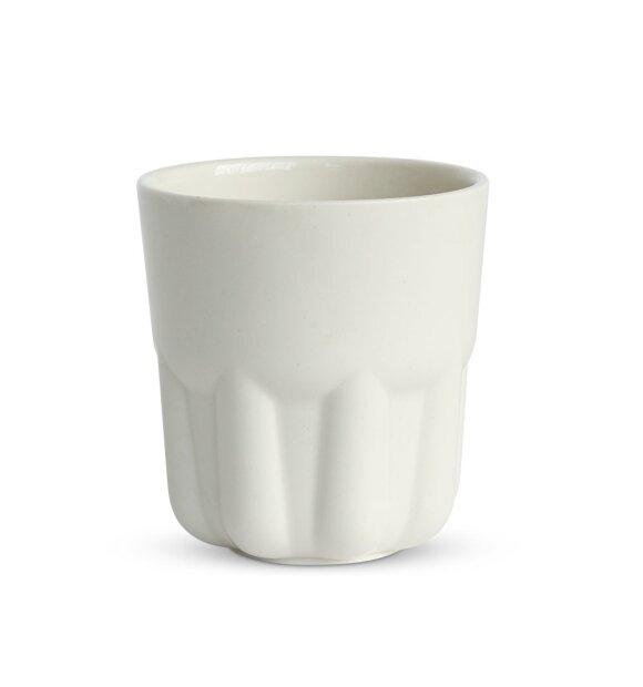 dottir NORDIC DESIGN - Alba Cup Three, White