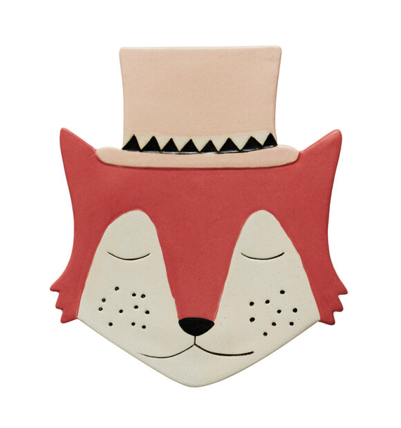 OYOY Living Design - Ceramic Relief - FOXY