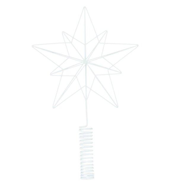 House-Doctor - Juletræsstjerne, 18 x 35 cm