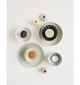dottir NORDIC DESIGN - Alba bowl  two hvid
