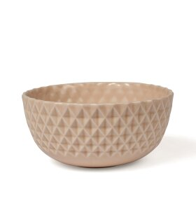dottir NORDIC DESIGN - Alba Bowl Two rust