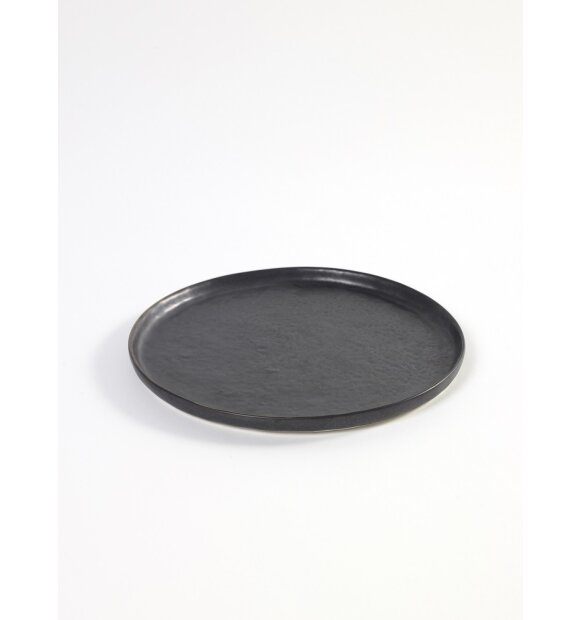 Serax - Plate Small - Black