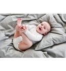 SEMIBASIC - Sengesæt baby, grå/grå