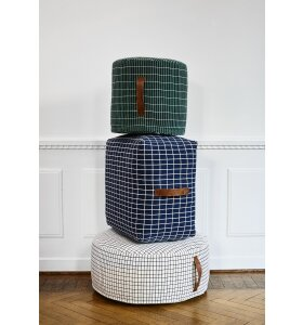 OYOY Living Design - Sit on me Pouf - Round