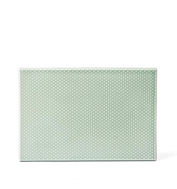 dottir NORDIC DESIGN - Pipanella Tile Dotted Celadon