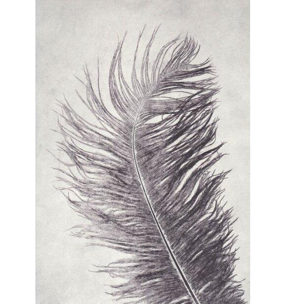 Pernille Folcarelli - A5 Feather grey