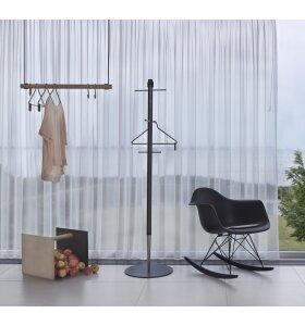 LindDNA - Swing naturfarvet læder/træ