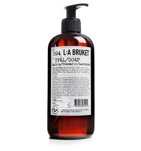 L:A Bruket - Fl. sæbe S/R/L 450 ml.