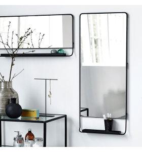 House Doctor - Spejl med hylde - kun til afhentning