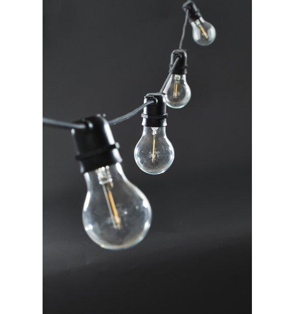 House Doctor - Lyskæde, Function sort 10 LED