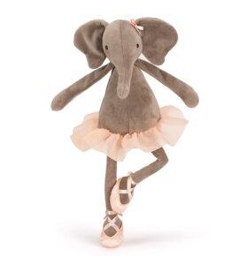 Jellycat - Dancing Darcey elefant