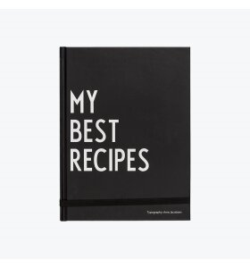 Design Letters - My Best Recipes